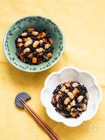 【作り置き】【基本の和食】大豆とひじきの煮物