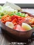 万能ナポリタンソース(作りおき)で〜ナポリタンのお弁当〜