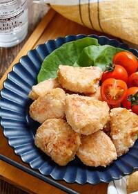 『むね肉deサクサク♡ガーリック醤油チキン【#マヨ・卵不使用】』