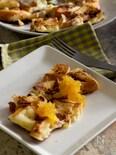 カリカリチーズのフレンチトースト