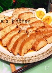 『絶品♪鶏チャーシュー❤炊飯器放置で失敗なし!!』