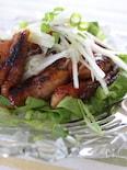 鶏肉の中華照り焼き