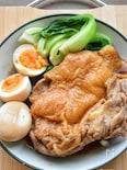 【レンチんレシピ】ふっくらジューシー♪鶏もも肉de魯肉飯風♪