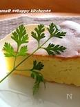 スイートポテトチーズケーキとさつま芋クリーム