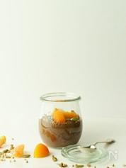 アボカドオレンジ・ローチョコレートムース