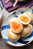 【小袋調味料】簡単過ぎなのにラーメン屋の味♡半熟味付け卵♡