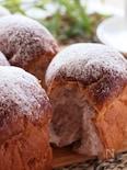 ふわふわとろける食感♡香ばしいクルミとみるくのちぎりパン