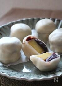 『熊本の郷土菓子 いきなりだんご。』