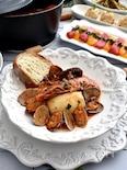 意外と簡単!イタリア風魚介のトマト煮