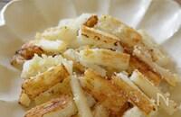 【長芋のペッパーチーズ焼き】ホクホク♡簡単おつまみ♬
