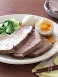 はちみつと酢で柔らか煮豚~肉塊は男のロマン~