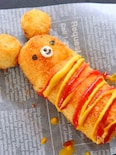 とろ~りのび~るチーズスティックマの作り方