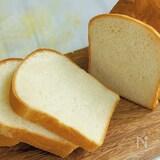 パウンド型で♡しっとり生食パン