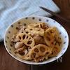 【れんこん】の人気レシピ15選|サクサク!カリカリ!調理法で食感が変わって楽しい