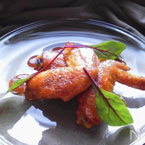お弁当にも〜チキンのハニートマト醤油煮(作りおき)〜