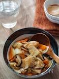 からだ温まる:鶏肉と白菜のあんかけ