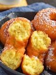 【簡単】焼き芋ドーナツ