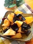 食感も楽しめてめっちゃ美味しい♡生きくらげと長芋の中華炒め