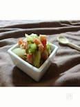 お弁当に〜サラダスティックで旨みそレタス(作りおき常備菜)〜