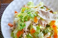 味付けは塩だけ!『野菜と豚肉の炒め蒸し』わが家の黄金比