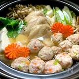 飲み干す旨鶏スープ♡〝具沢山鶏野菜鍋〟