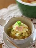 白菜と明太子のさっと煮