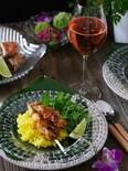 サテ・アヤム(鶏の串焼き)