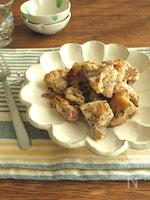 フライパン1つで簡単☆鶏もも肉の旨味バジルソテー