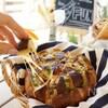 市販品で作れる!海外版ちぎりパン「プルアパートブレッド」が華やか~!