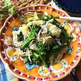 『簡単おいしい♡』しらすと菜の花のアーリオオーリオ