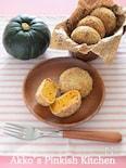 和風かぼちゃコロッケ 作り置きレシピ