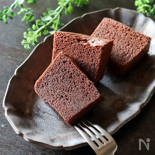 混ぜてレンチンだけ!本当に美味しい糖質オフのおから蒸しパン