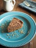 FPで簡単!焼かないチョコケーキ
