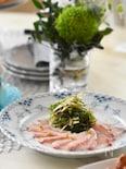 【5分】真鯛の和風カルパッチョ。#おもてなし#おつまみ