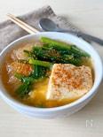 旨辛!スンドゥブ春雨スープ#キムチ無しで酸っぱくない