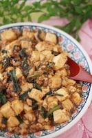豚粗挽き肉の旨みたっぷり✿麻婆豆腐