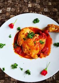 『超簡単パーティーレシピ!鶏もも煮込』