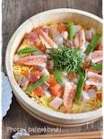 彩り海鮮ちらし寿司