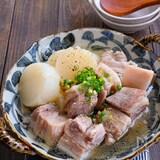 煮るだけ簡単!大根と豚バラの旨だし柔らか煮