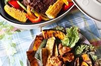 ホットプレートでおうちBBQ!焼くだけ簡単美味しい肉料理