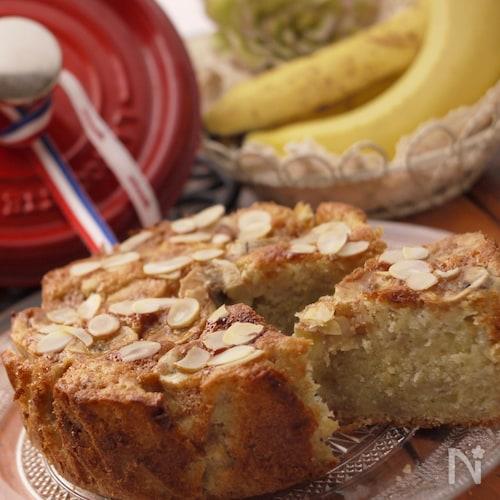 キャラメル*バナナケーキ『ストウブ』