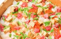すし桶で作る!豪華海鮮ちらし寿司【節句やお祝い事にオススメ】