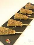 <おせち>にも。トースターde簡単♡鶏の松風焼き