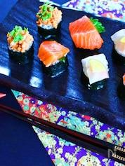簡単!海苔巻き寿司