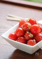 ペペロンミニトマト