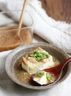 冷製ツナあんかけ豆腐