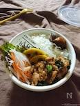 お弁当に〜グリルで簡単豚こまのめんつゆ生姜焼き(作りおき)〜