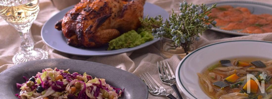 栄養士ほりぐちやすこの料理上手に見えちゃう簡単レシピ
