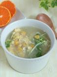 包丁いらず!春雨スープ