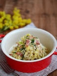 カリカリベーコンと白菜のごまマヨサラダ